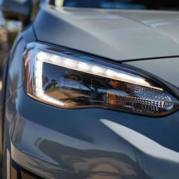 2018 Subaru Crosstrek Exterior Headlight
