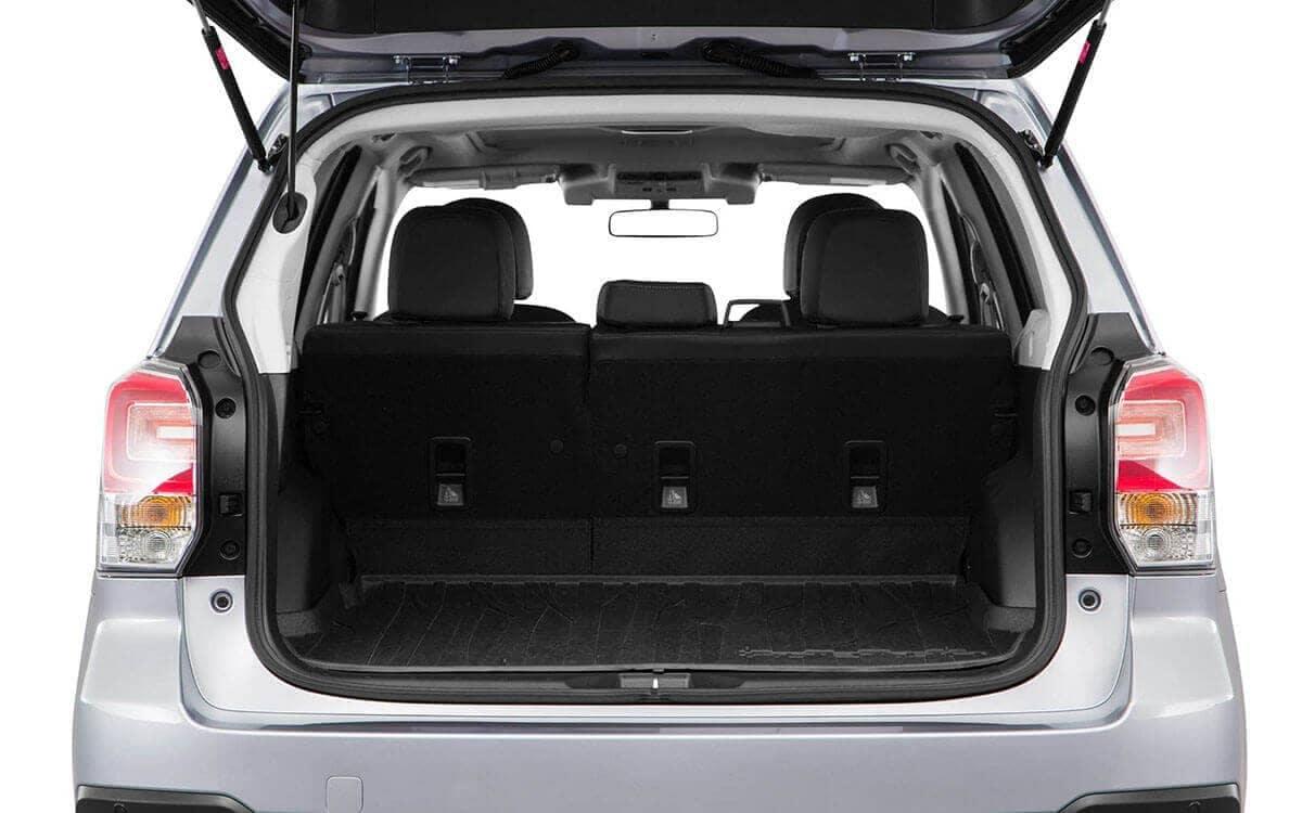 2018 Subaru Forester Cargo Area