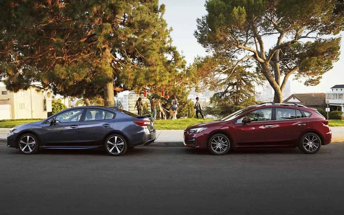 2018 Subaru Impreza Models