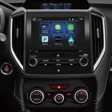 2018 Subaru Impreza Interior Technology Features