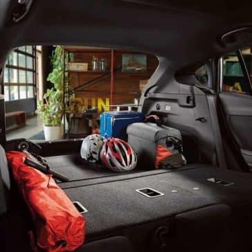2018 Subaru Impreza Cargo Areas