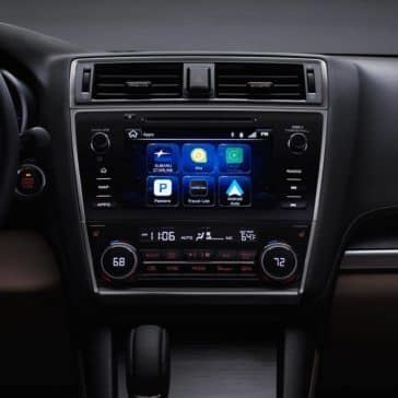 2018 Subaru Outback Interior Technology Features