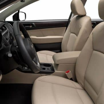 2018 Subaru Outback Interior Seating