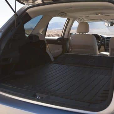 2018 Subaru Outback Cargo Area