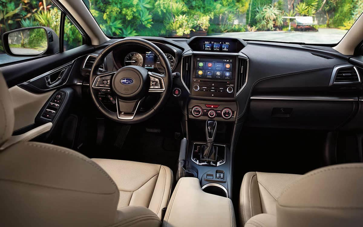 2019 Subaru Impreza Interior Features