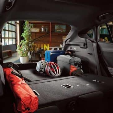 2019 Subaru Impreza Cargo Area
