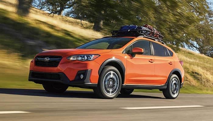 2019 Subaru Crosstrek Driving