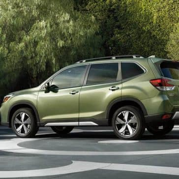 2019 Subaru Forester Parked