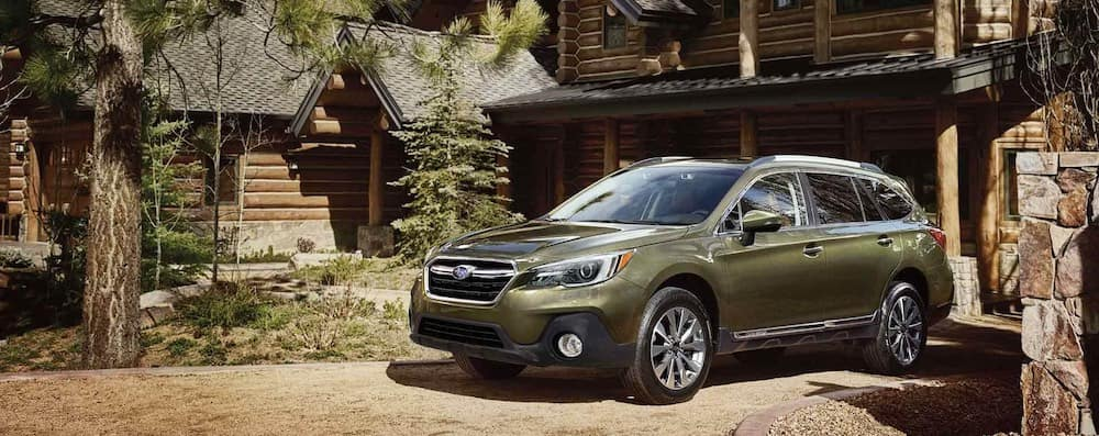 2019 subaru outback towing