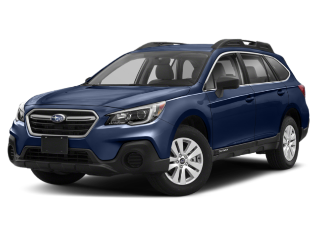 2019 Subaru Outback blue