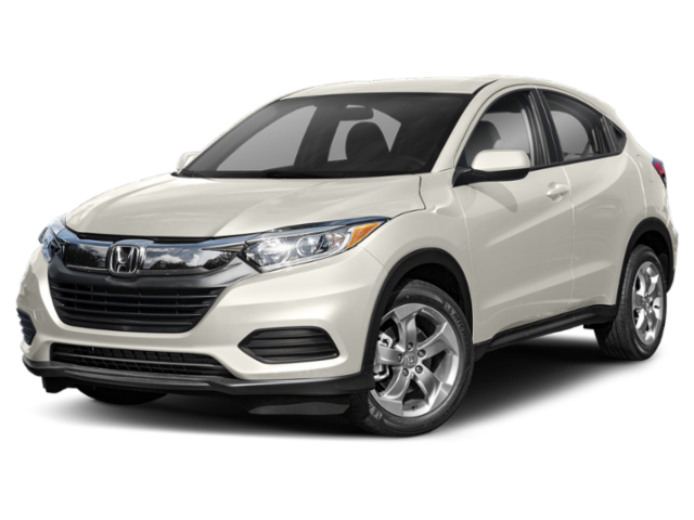 2019 Honda HR-V in white