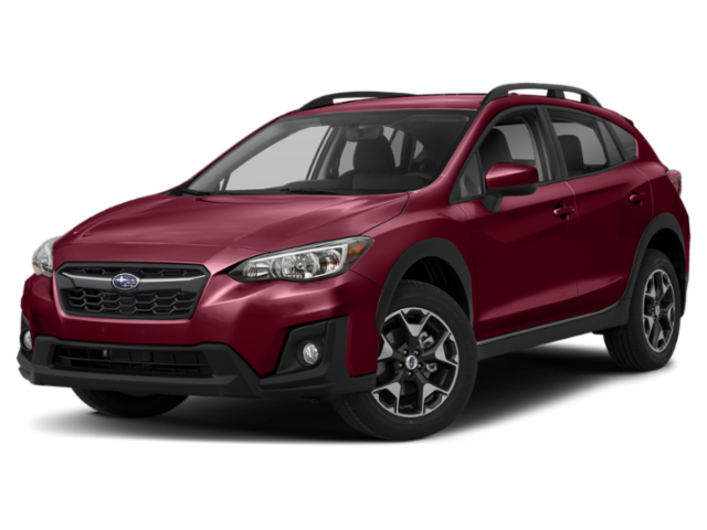 2019 Subaru Crosstrek in burgandy