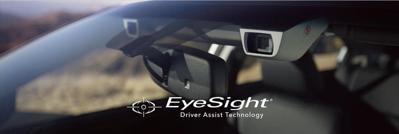 Subaru EyeSight system