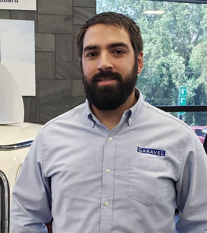Rodrigo - Garavel Subaru