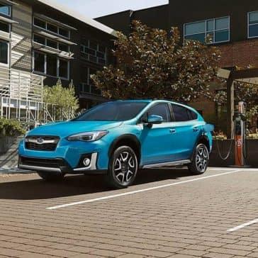 2020 Subaru Crosstrek Hybrid Charging