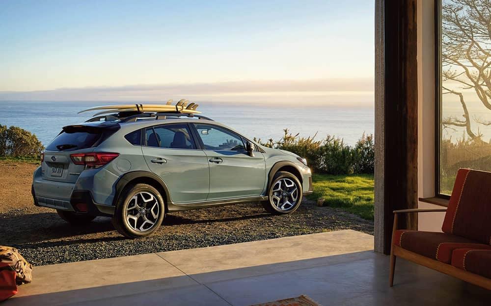 2020 Subaru Crosstrek Parked