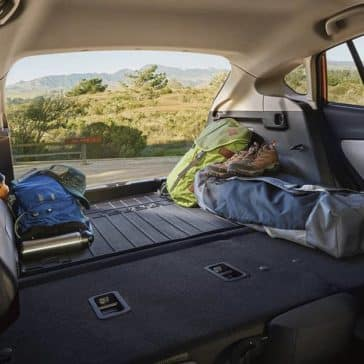 2020 Subaru Crosstrek Space