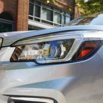 2020 Subaru Forester Headlight