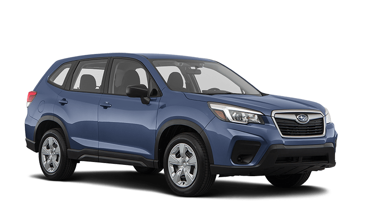 2020 Subaru Forester Blue