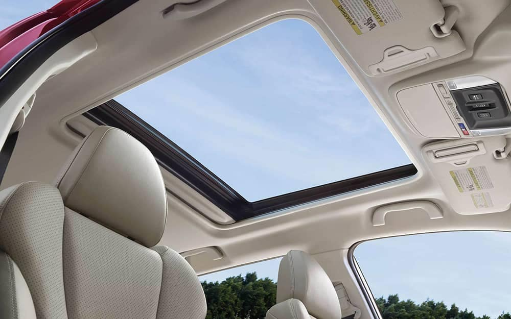 2020 Subaru Forester Sunroof