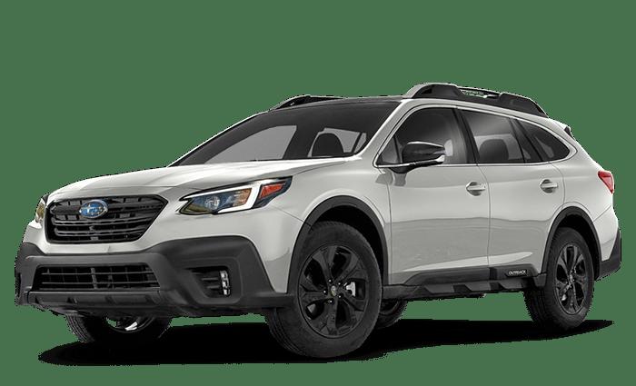 2020 Subaru Outback White