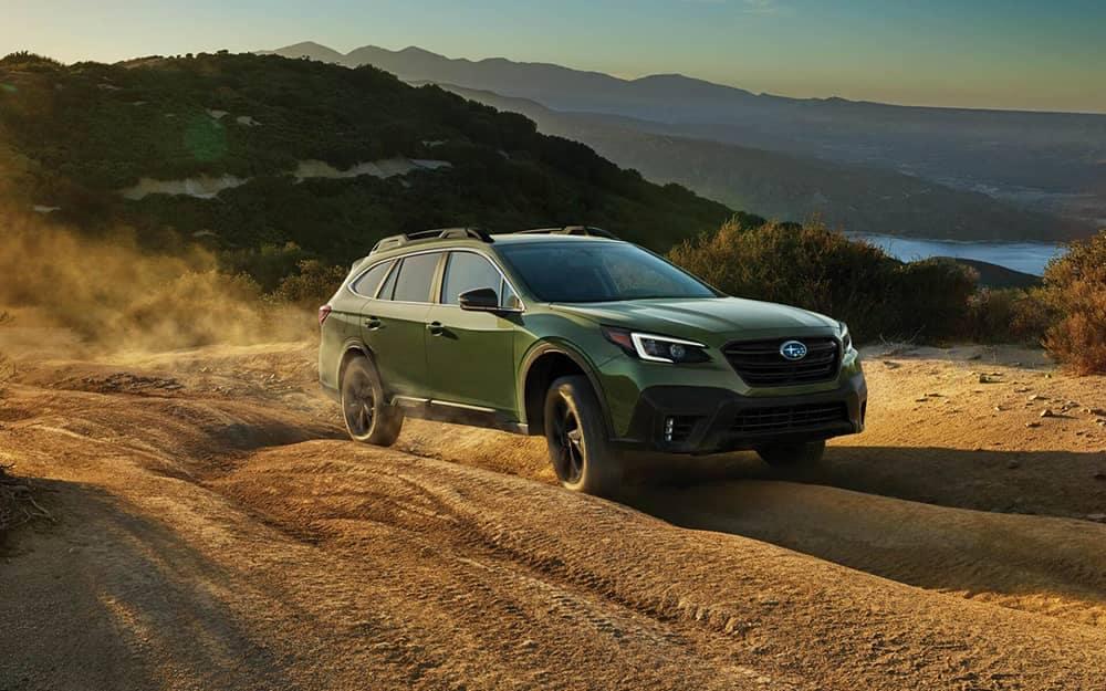 2020 Subaru Outback Offroad