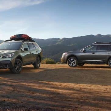 2020 Subaru Outback Pair
