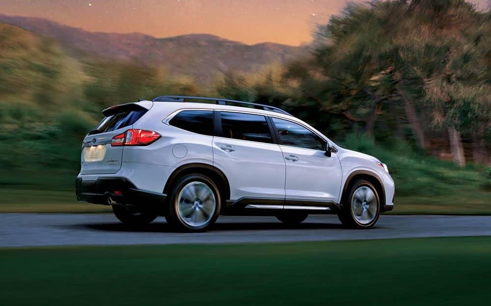 2020 Subaru Ascent Driving