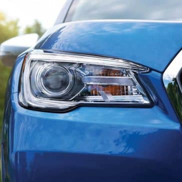 2020 Subaru Ascent Headlight