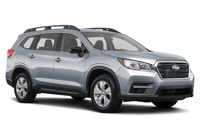 2020 Subaru Ascent Gray