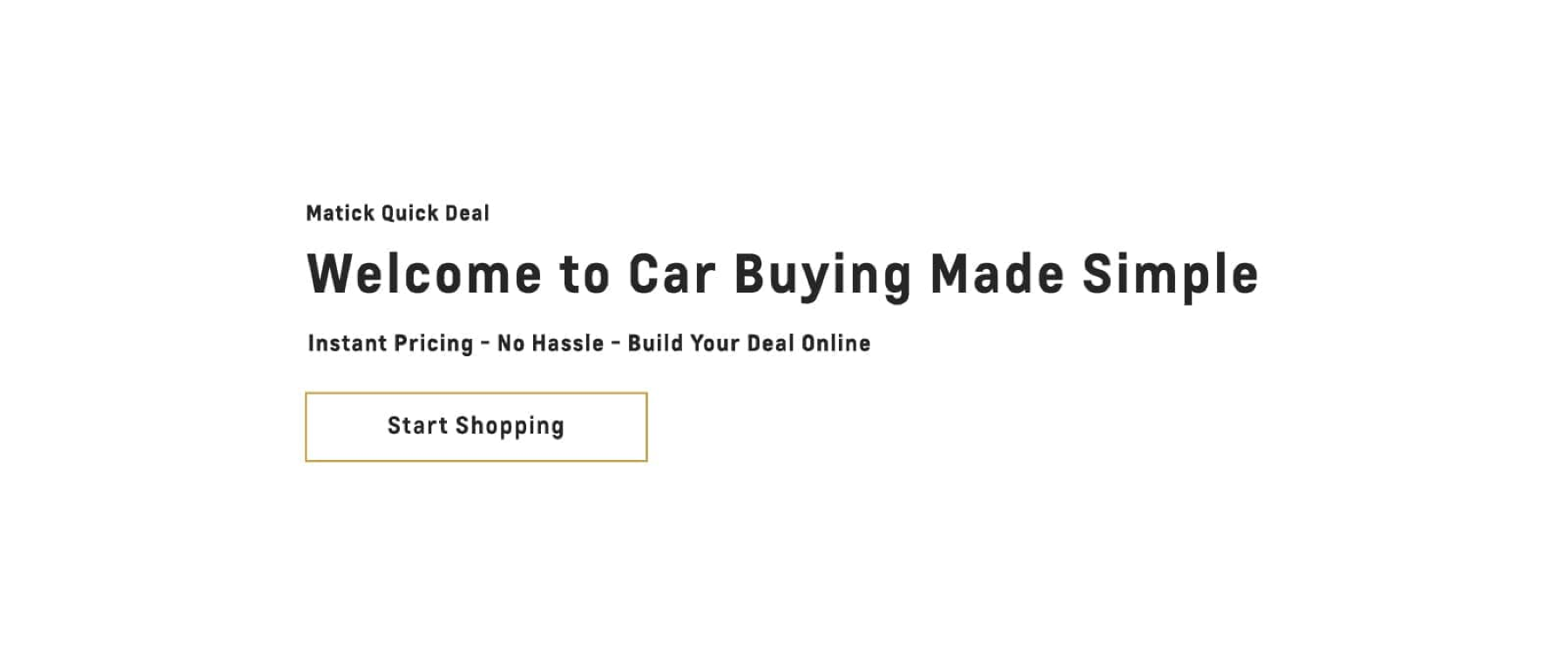 Car Buying Made Simpe