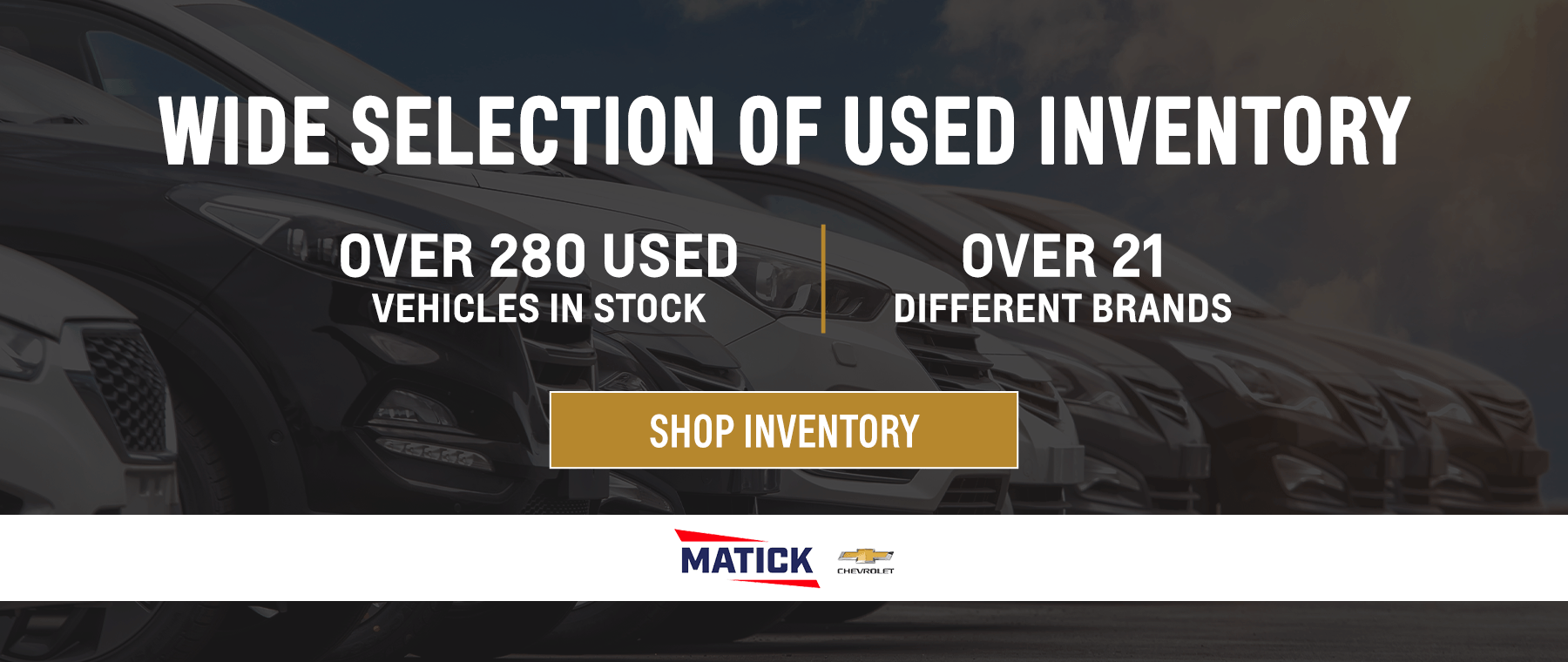 Matick Chevy Used Inventory