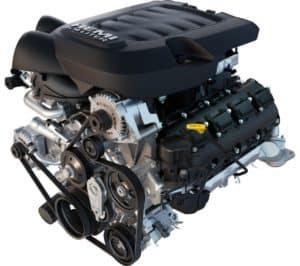 RAM 3500 - 64L HEMI V8 Engine