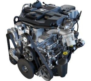 RAM 3500 - 67L Cummins Turbo Diesel Engine