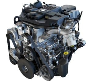 RAM 3500 - 67L High Ouput Cummins Turbo Diesel Engine