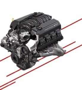 2019-dodge-challenger-engine-392 Hemi V8