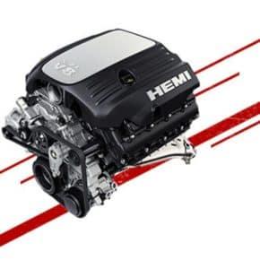 2019-dodge-challenger-engine-5.7L Hemi V8