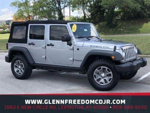 Used Jeep Wrangler For Sale Lexington Ky Glenn S Freedom Jeep