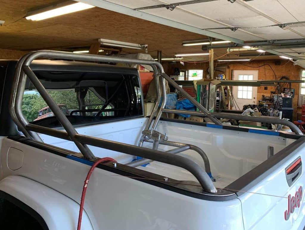 Jeep Scrambler Build