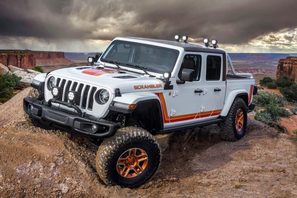 Jeep Scrambler Concept