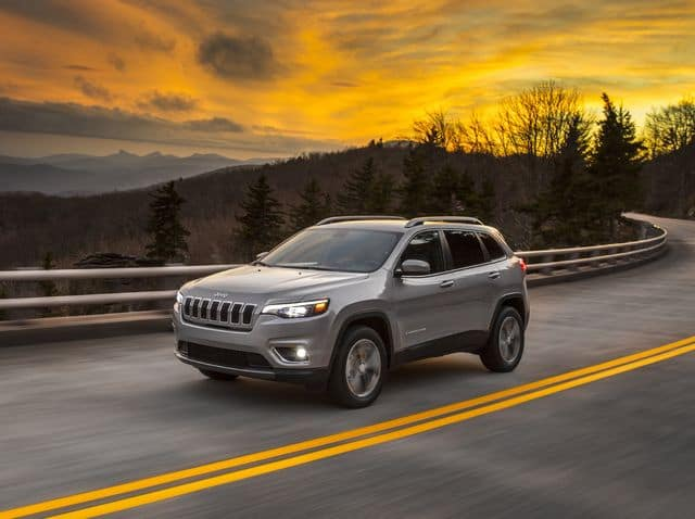 2020 Jeep Cherokee Towing Capacity