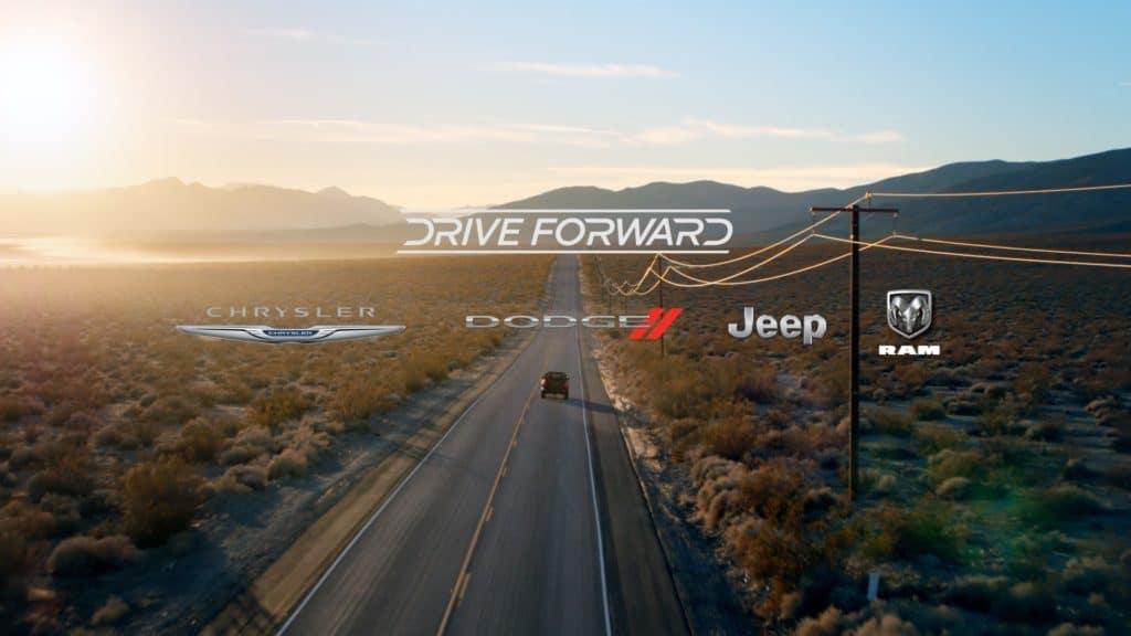FCA Drive Forward Chrysler-Jeep-Dodge-Ram