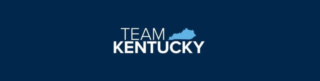 Team Kentucky Banner