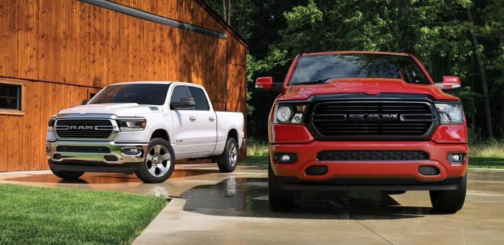 Ram Trucks Lexington KY