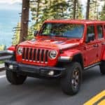 2021 Jeep Wrangler Color Options
