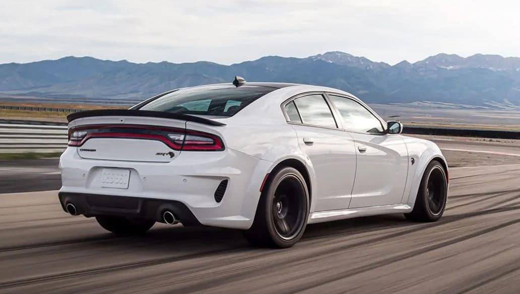 2021 Dodge Charger Engine Configurations