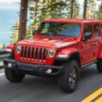 2021 Jeep Wrangler Towing Capacity
