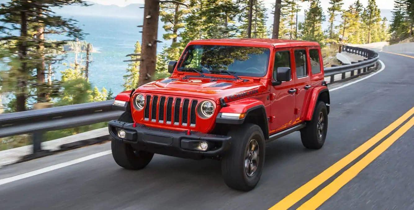 2021 Jeep Wrangler Towing Capacity