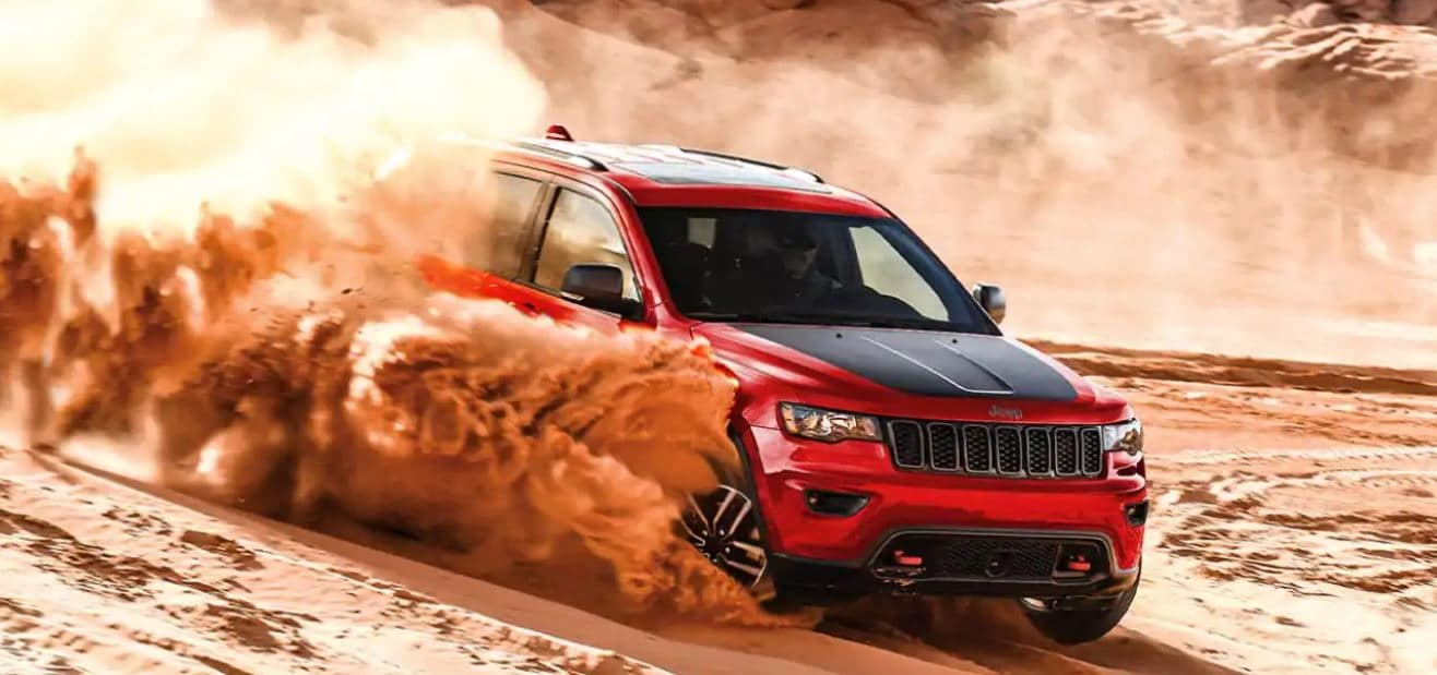 2021 Jeep Grand Cherokee Engine Options