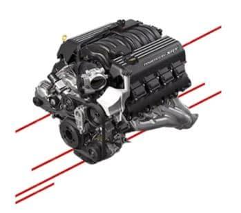 6.4L SRT V8 ENGINE